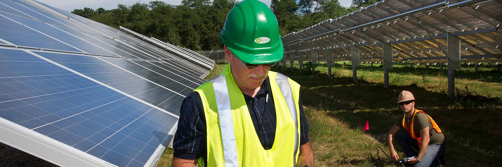 BNL | Long Island Solar Farm