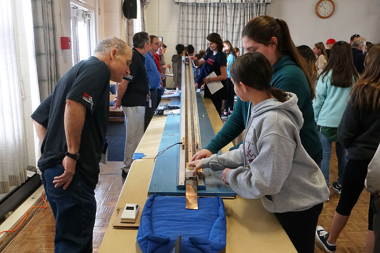 2019 MAGLEV Competition