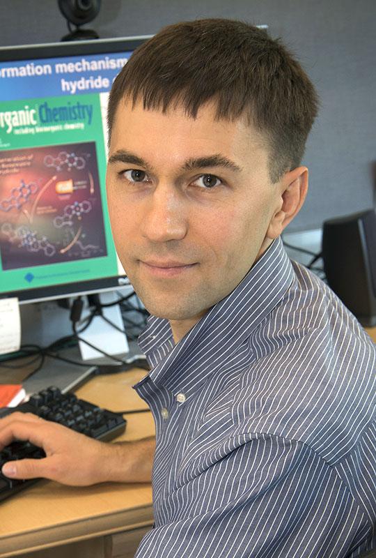 Dmitry Polyansky