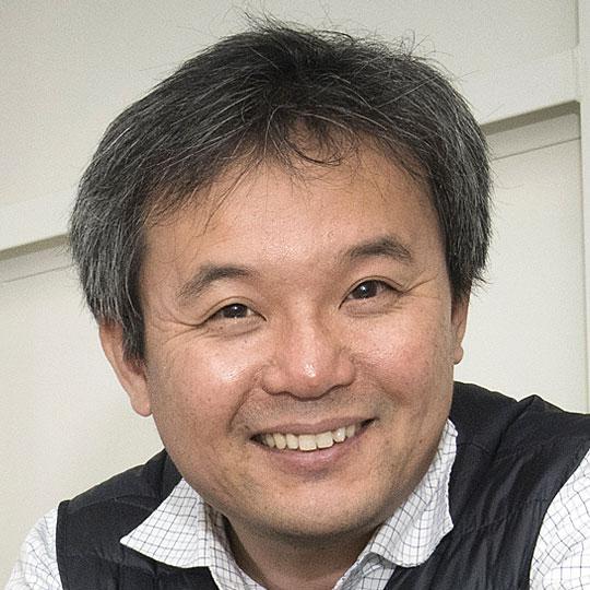 Masafumi Fukuto