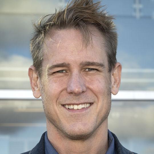 Jeff Keister