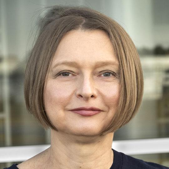 Oksana Ivashkevych