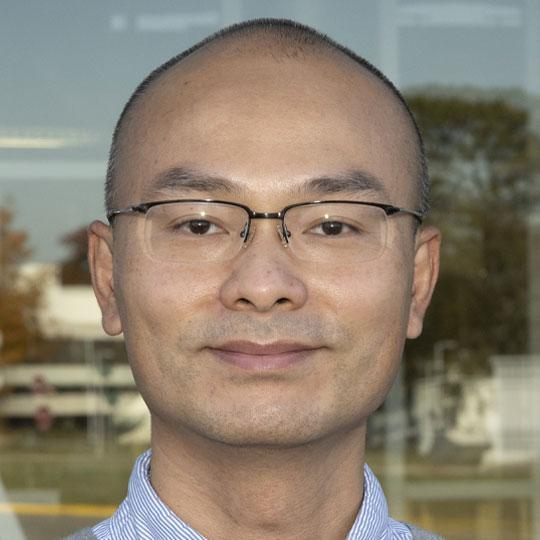 Xiaojing Huang