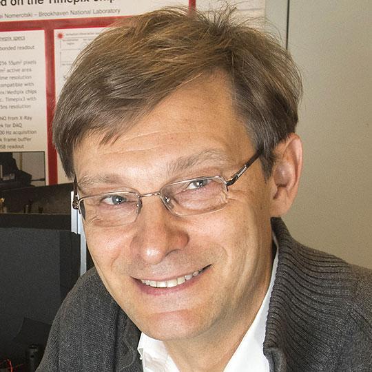 Andrei Nomerotski