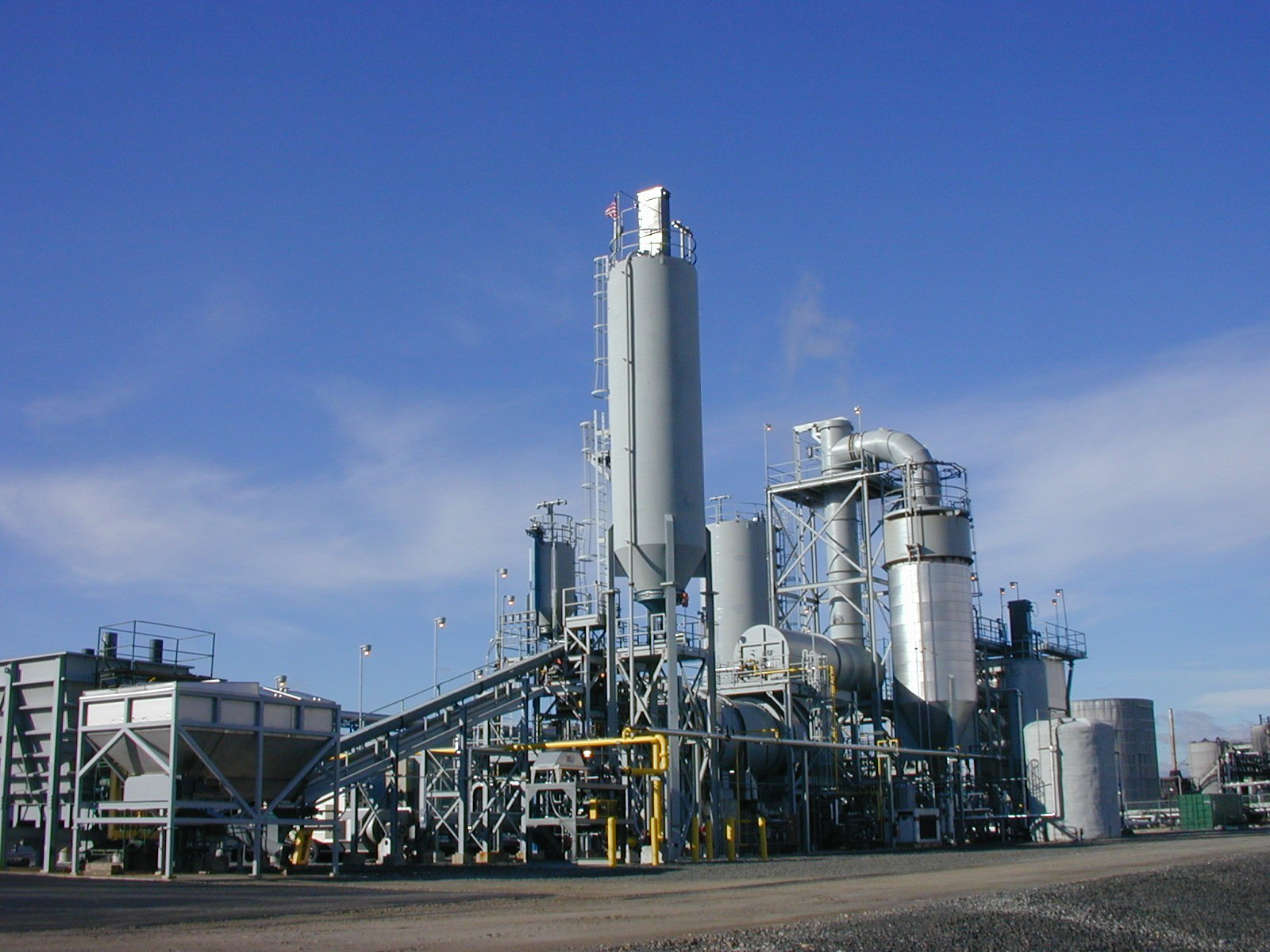 New York Cement Plants : Brookhaven lab helps develop technology to turn dredged