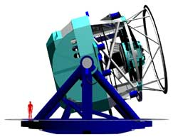 Picture of the LSST