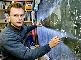 Picture of Physicist Igor Zaliznyak