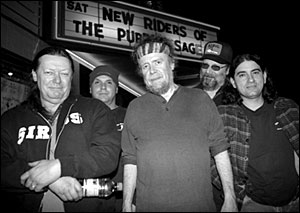 Photo of New Riders of the Purple Sage