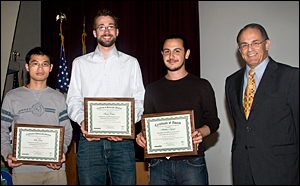 thesis competition winners