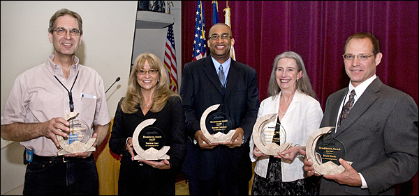 2009  Brookhaven Award Winners