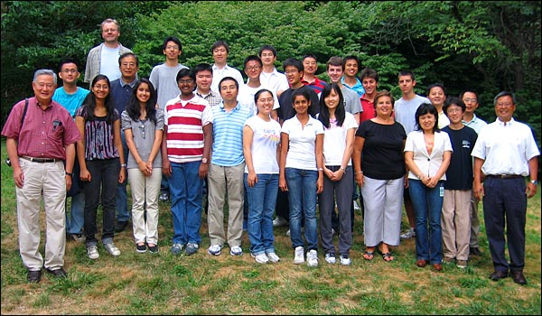 Stony Brook University research group
