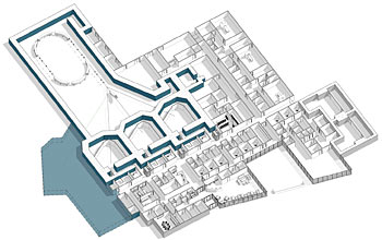 proposed hospital layout