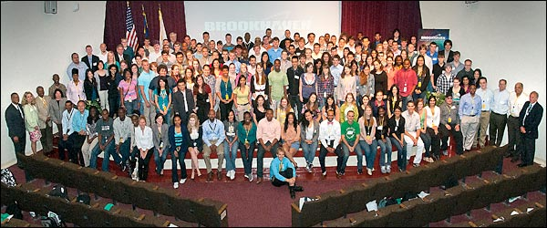 2012 summer students