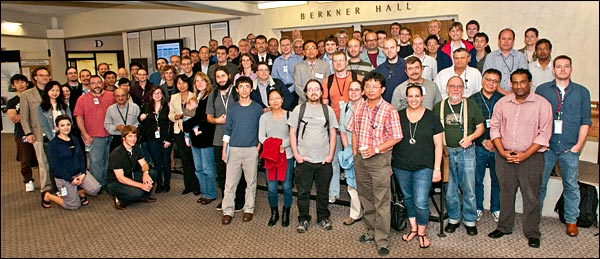 RHIC/AGS users' meeting attendees