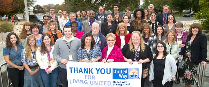 2012 United Way captains