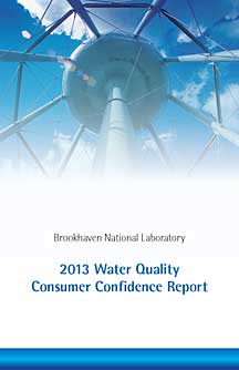 Water Quality Consumer Confidence Repor