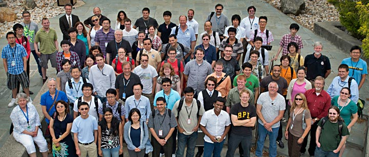 2013 RHIC & AGS Users' Meeting attendees