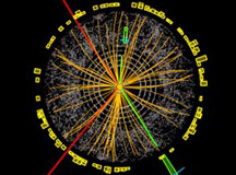 tracks of a Higgs