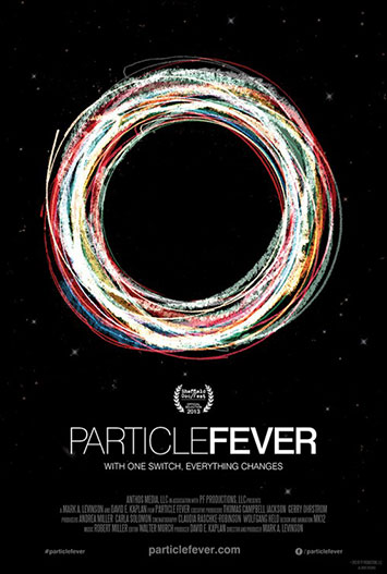 Photo of Particle Fever movie poster