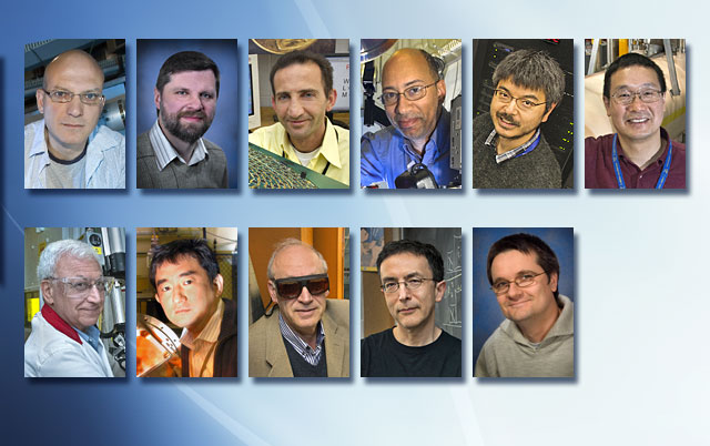 Eleven of the twelve Lab scientists granted tenure