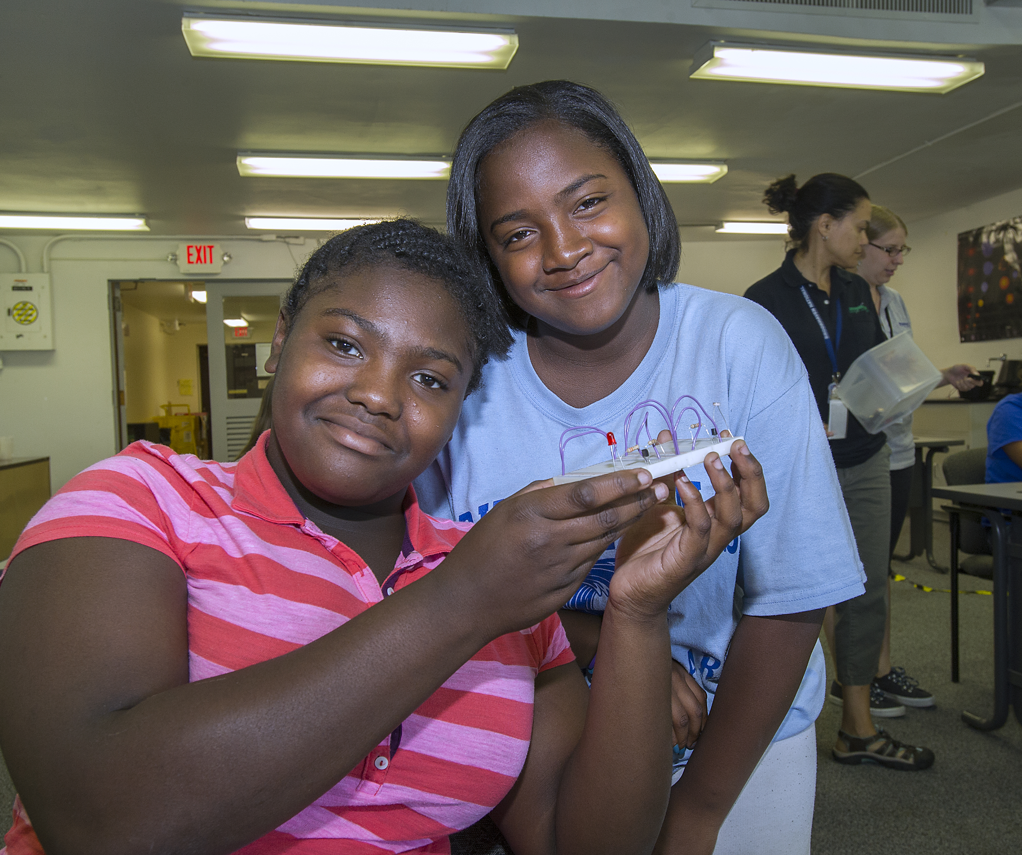 What Is Stem Lab In School: Brookhaven Lab And Hofstra University Win