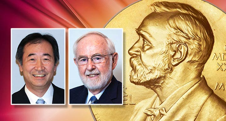 2015 Nobel Prize in Physics