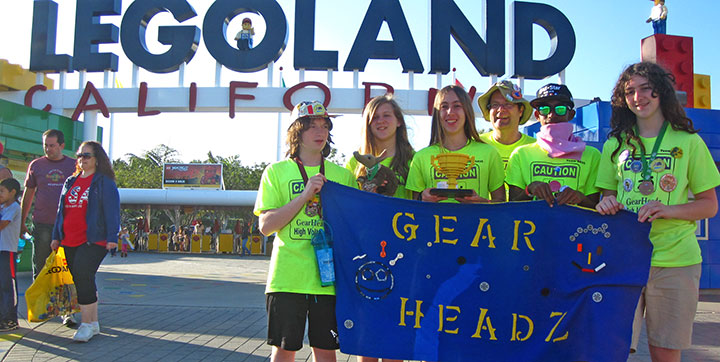 Photo of the GearHeadz