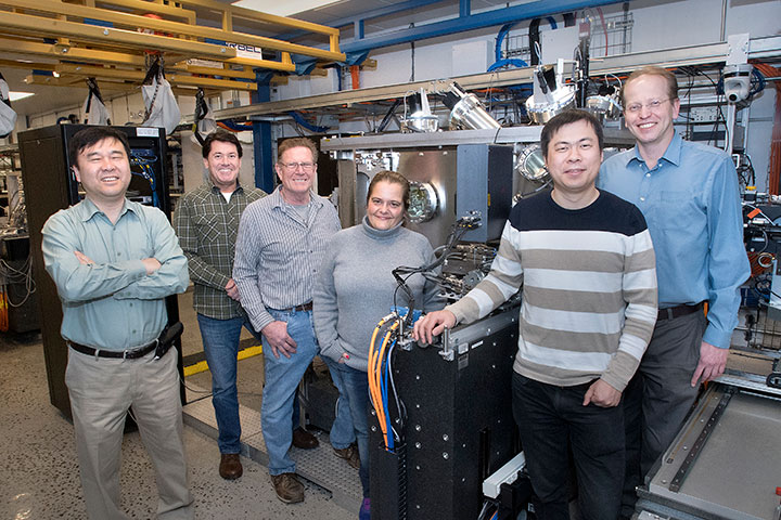 NSLS-II Research Team