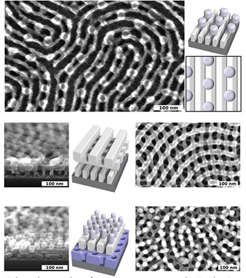 new nanostructures