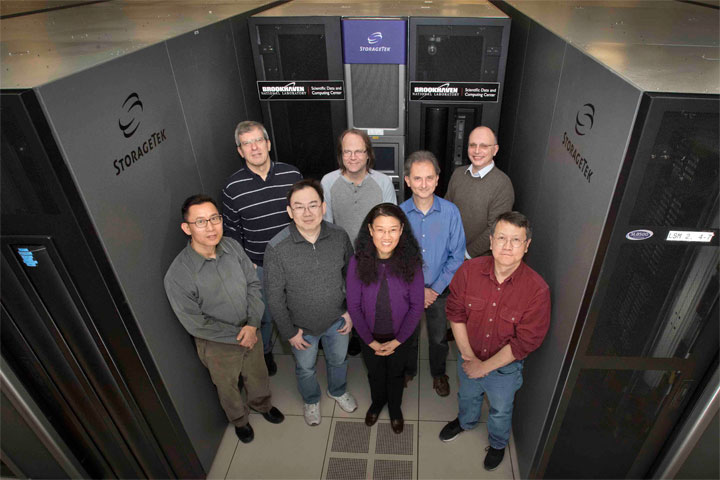 Brookhaven Lab's Scientific Data and Computing Center Group