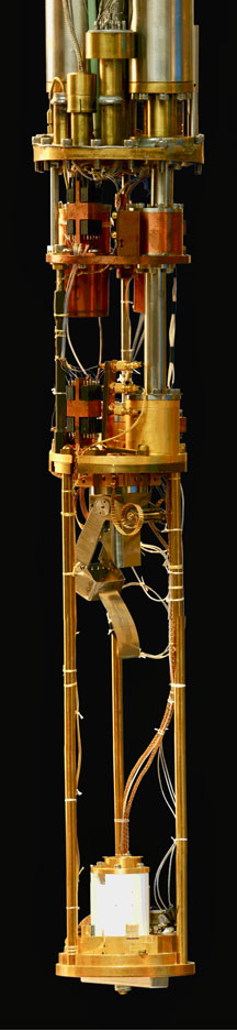 Spectroscopic Imaging Scanning Tunneling Microscope