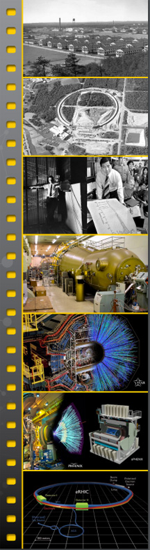 RHIC & AGS User's Meeting Filmstrip Photos