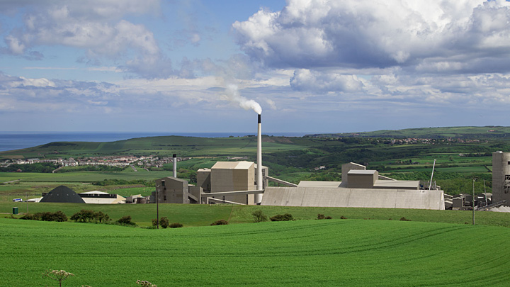 Boulby potash, polyhalite and salt mine