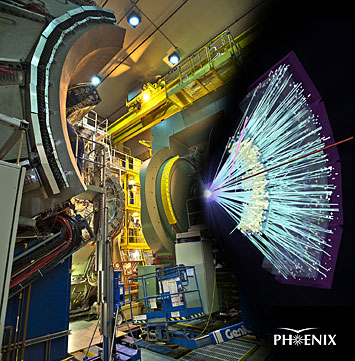 The PHENIX detector at Brookhaven National Laboratory
