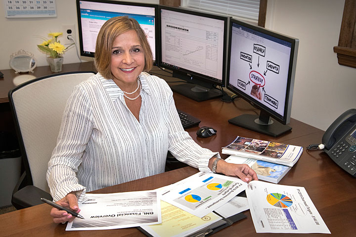 Barbara Jean 'BJ' Carreras, Budget Office