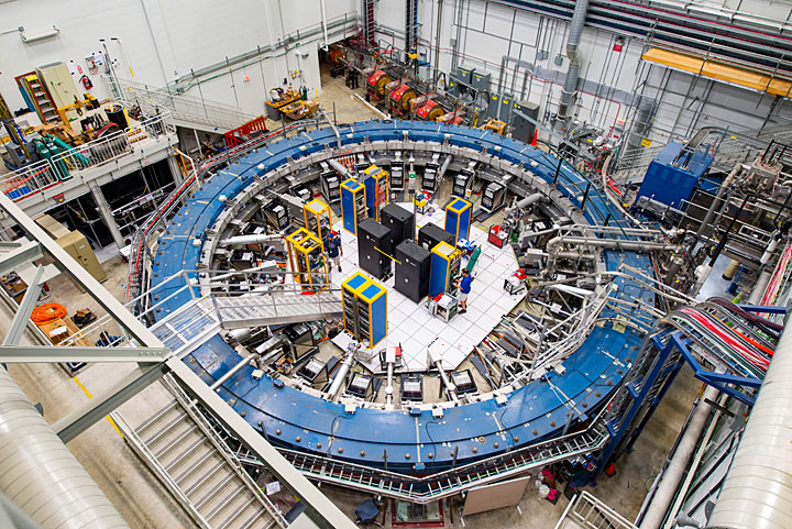 Precision Prediction of Muon 'Wobble'