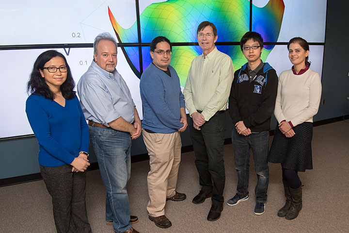 Photo of the Quantum Computing Group
