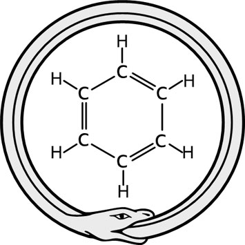 benzene ring structure
