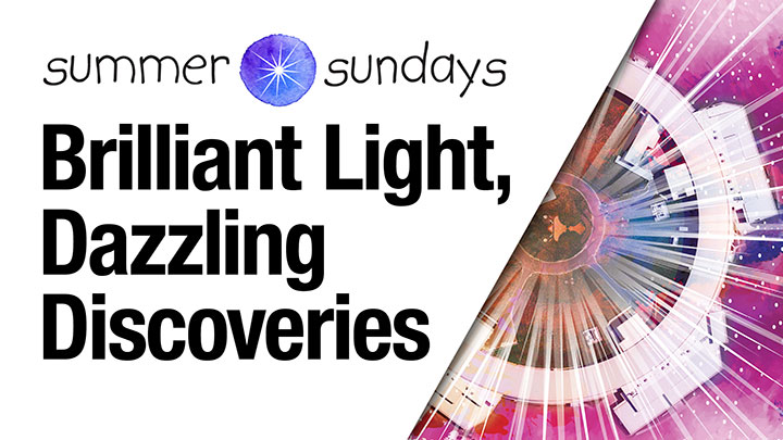 Ad for Brilliant Light, Dazzling Discoveries