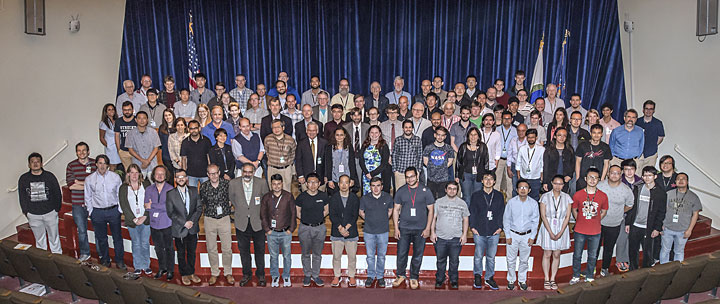 2019 RHIC & AGS Users' meeting participants