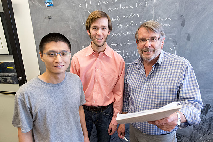 Xining Zhang, Peter Denton, and Stephen Parke