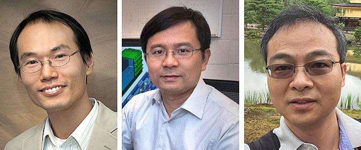 Shinjae Yoo, Chao Zhang, and Tzu-Chieh Wei