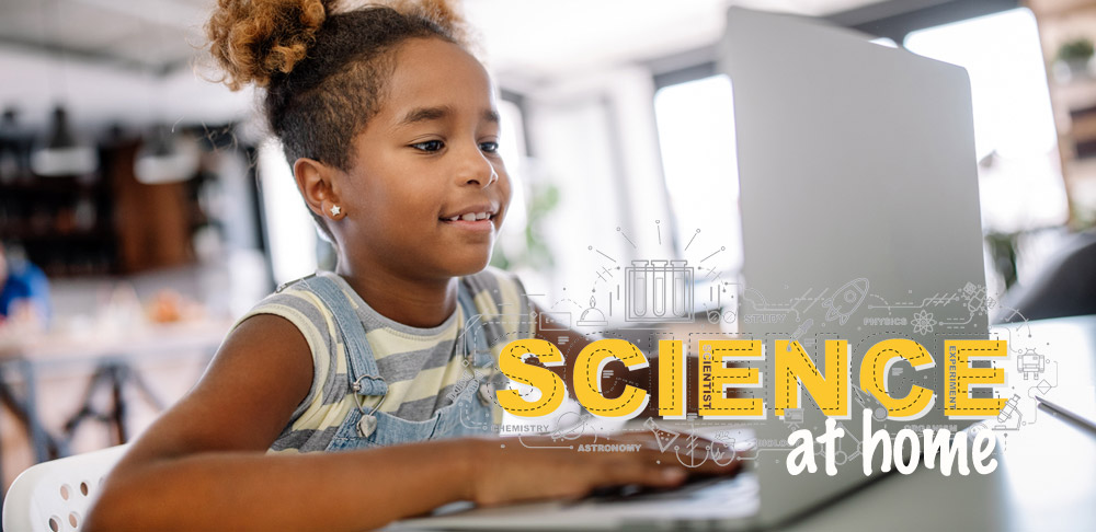 science at home website