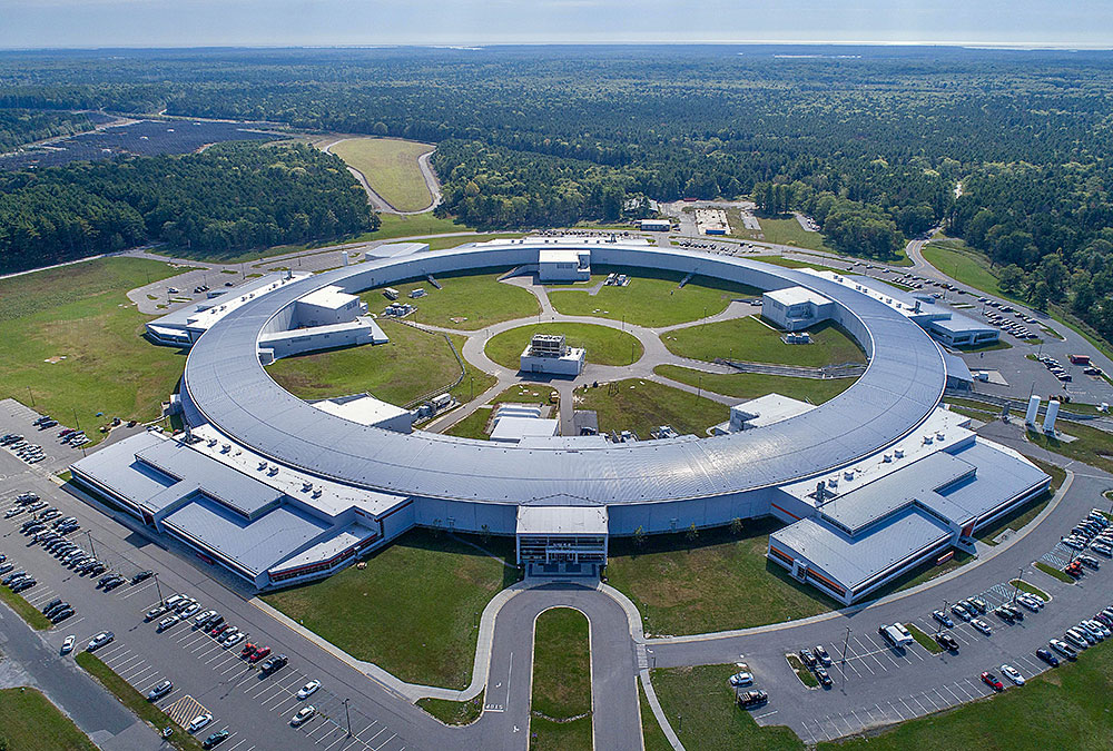 Photo of National Synchrotron Light Source II