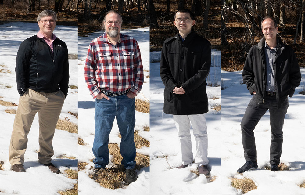 Brookhaven Lab atmospheric scientists Andrew Vogelmann, Edward Luke, Fan Yang, and Pavlos Kollias explored the origins of secondary ice—and snow.