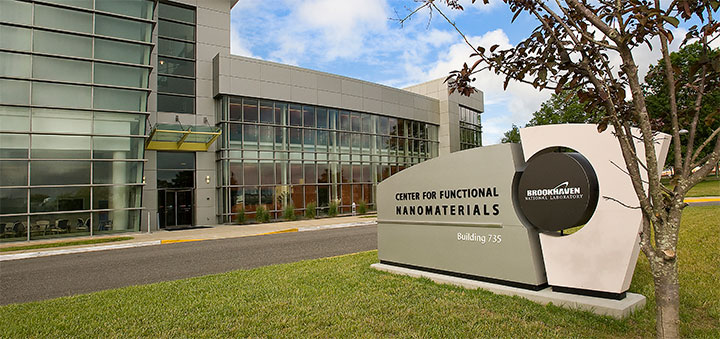 Center for Functional Nanomaterials at Brookhaven National Laboratory