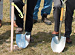 Groundbreaking at NSLS-II