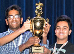 Regional Science Bowl winners
