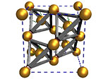 Diamond-Shaped Nanoparticle Superlattices