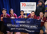 Science Bowl WiInners 2017